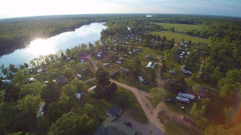 Deer Trail Park Campground, Nekoosa, WI