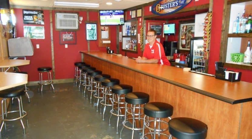 Bar View #1