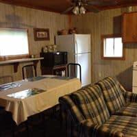 Cornell Lake cabin