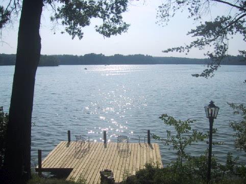 Dock to Lake