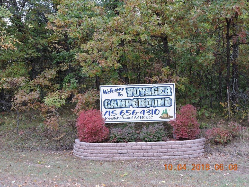 Voyager Campground, Webster, WI