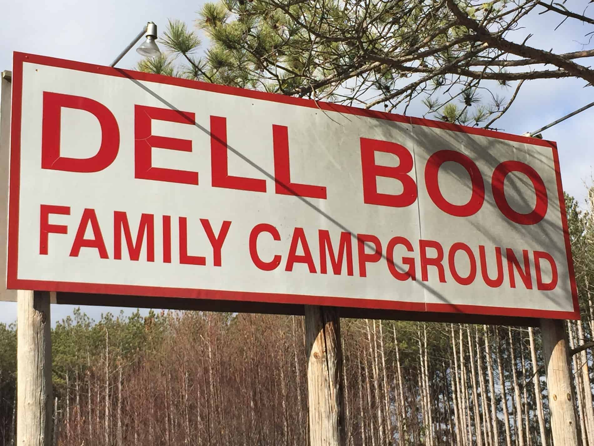 Dell Boo Campground – Wisconsin Dells