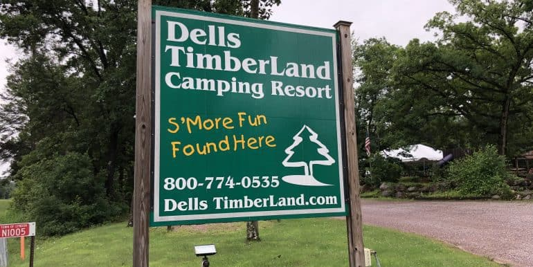 Dells Timberland Campground | Campgrounds 4 Sale