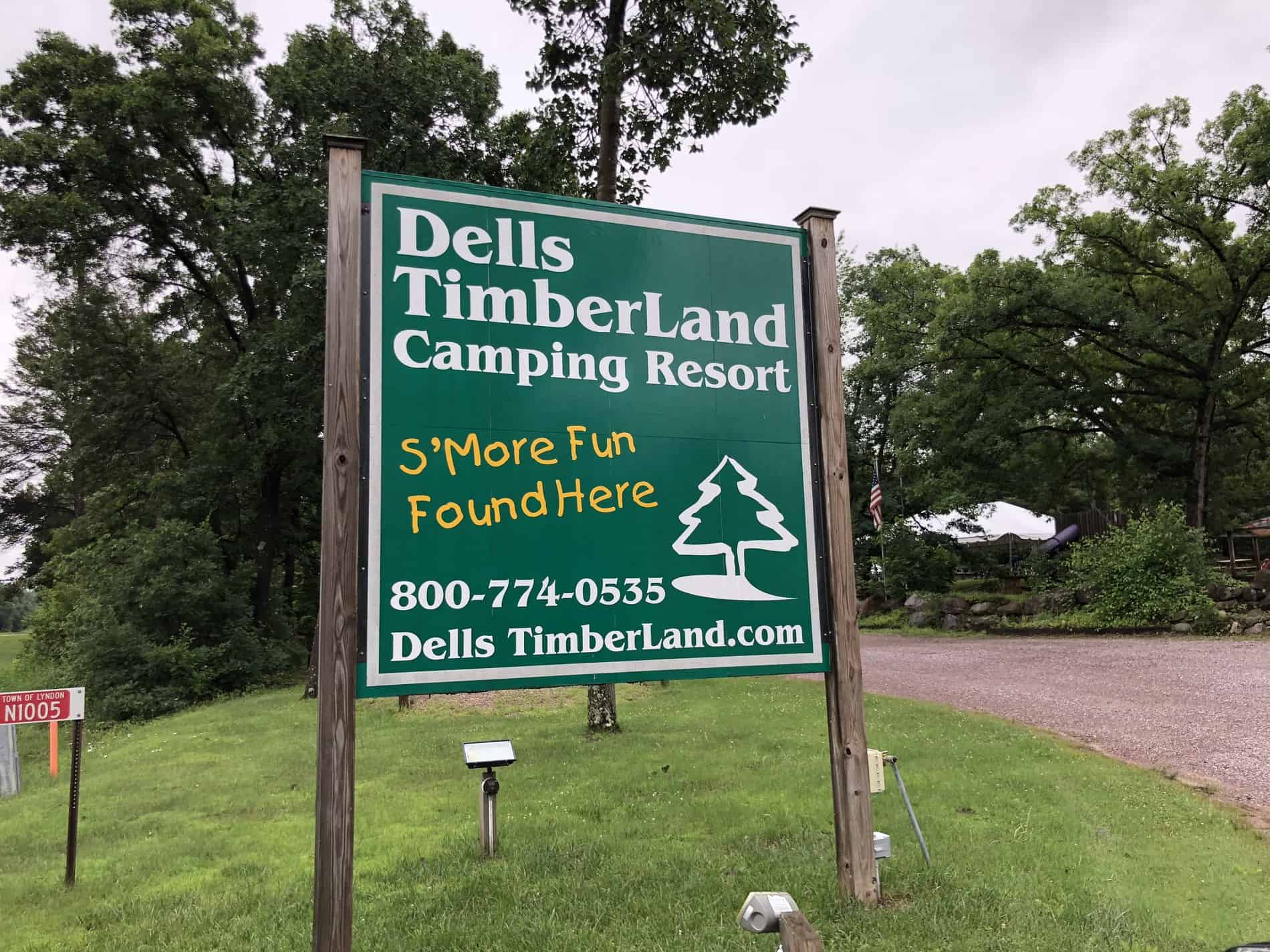 Dells Timberland Campground