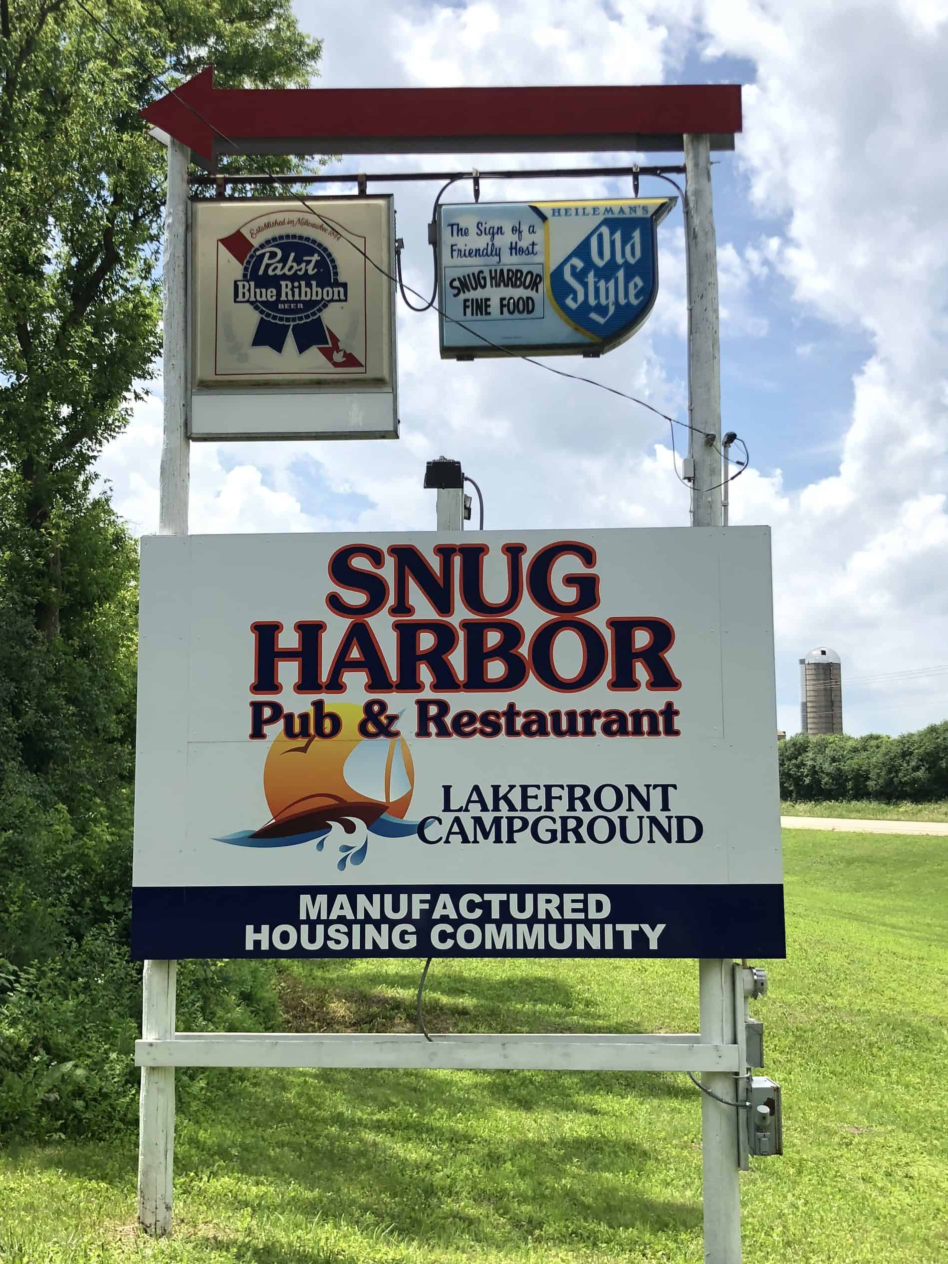 Snug Harbor Campground