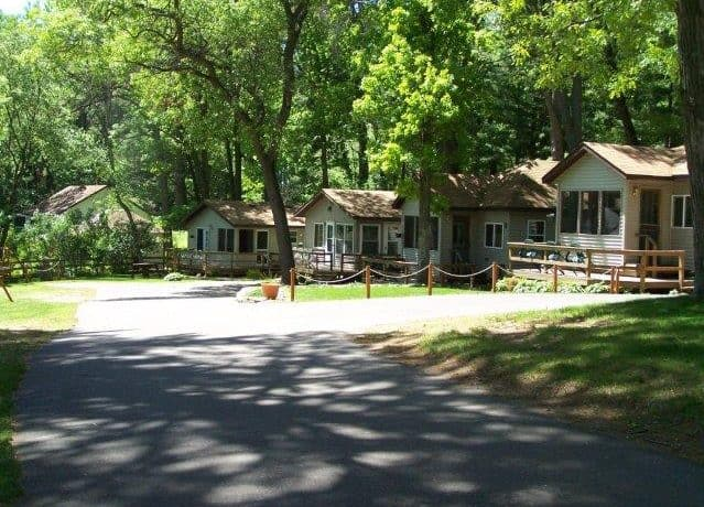 cabins 1-5