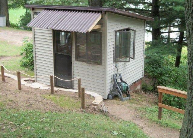 new fishhouse